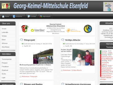 Georg-Keimel-Volksschule Elsenfeld - Mittelschule