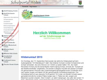 Adolf-Reichwein-Schule - ars.schulportal-hilden.de