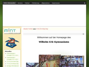 Wilhelm-Erb-Gymnasium