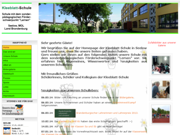 Kleeblatt-Schule