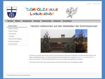 Domholzschule Limburgerhof