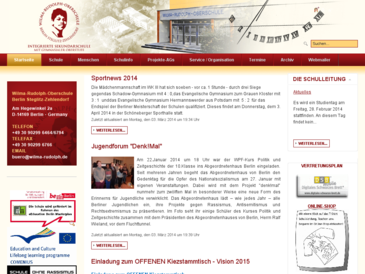 Wilmer-Rudolph-Oberschule (ISS)