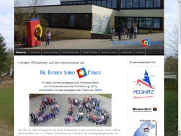 Dr. Dittrich Schule Pegnitz - privates sonderpädagogisches Förderzentrum