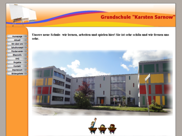 """Grundschule """"Karsten Sarnow"""""""