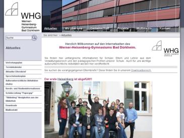 Werner-Heisenberg-Gymnasium Bad Dürkheim