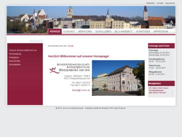 Sonderpädagogisches Förderzentrum Wasserburg am Inn