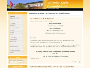 Wilhelm-Kraft-Gesamtschule des Ennepe-Ruhr-Kreises