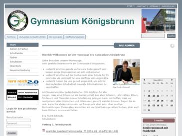 Gymnasium Königsbrunn