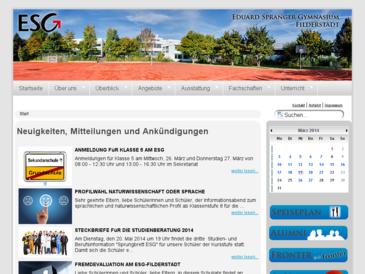 Eduard-Spranger-Gymnasium Filderstadt