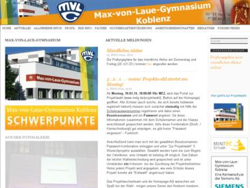 Max-von-Laue-Gymnasium