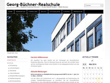 Georg-Büchner-Realschule, staatliche Realschule München I