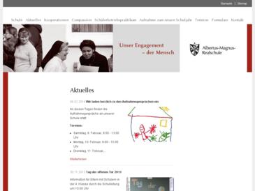Albertus-Magnus-Realschule St. Ingbert