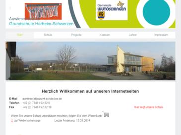 Auwiesenschule Grundschule Horheim-Schwerzen
