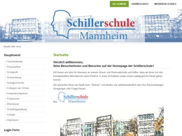 Schillerschule Mannheim GWRS