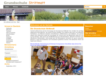 Grundschule Strittmatt