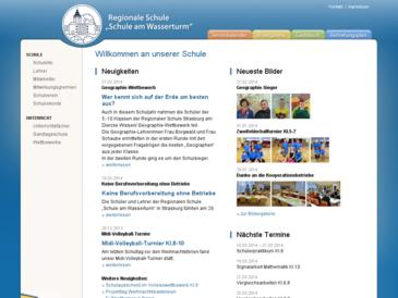 "Regionale Schule Strasburg ""Schule am Wasserturm"""