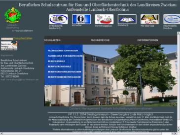 BSZ für Bau und Oberflächentechnik Zwickau Standort Limbach-Oberfrohna