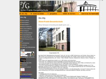 Anne-Frank-Gesamtschule Dortmund