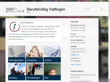 Berufskolleg Hattingen Online