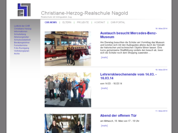 Christaine-Herzog-Realschule Nagold