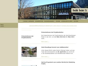 Bundeshandelsakademie Feldkirch