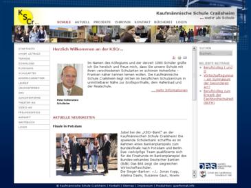 Kaufmännische Schule Crailsheim