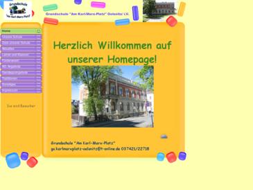 "Grundschule ""Am Karl-Marx-Platz"""