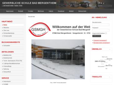 Gewerbliche Schule Bad Mergentheim