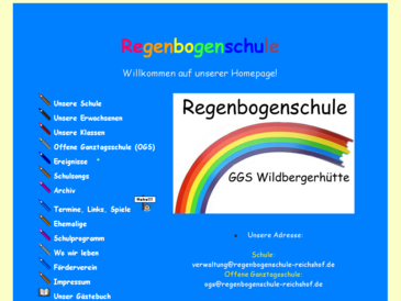 Regenbogenschule GGS Wildbergerhütte