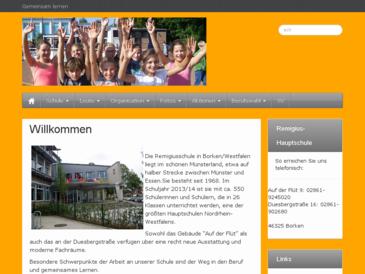 Remigius- Hauptschule