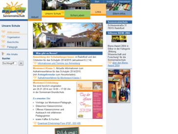 Sonnenrain-Grundschule Radolfzell
