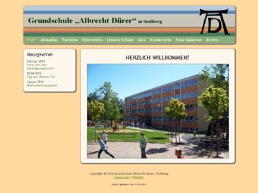 "Grundschule ""Albrecht Dürer"" Stollberg"