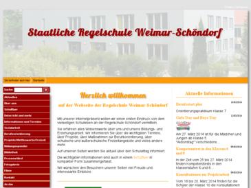 Staatliche Regelschule Weimar-Schöndorf