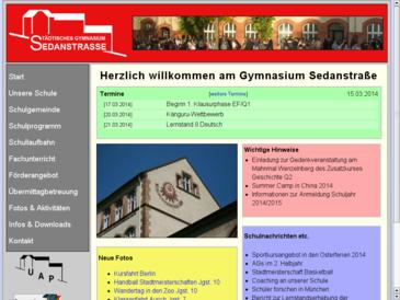 Städtisches Gymnasium Sedanstraße