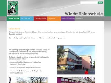 Windmühlenschule SfL Mainz