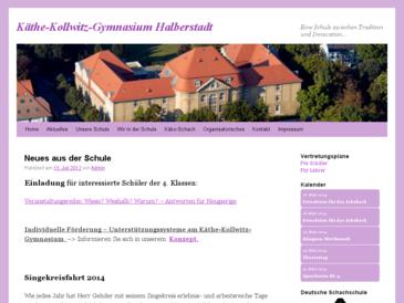Käthe-Kollwitz-Gymnasium Halberstadt