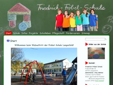 Friderich Fröbel Schule Langenfeld