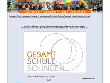 Städtische Gesamtschule Solingen