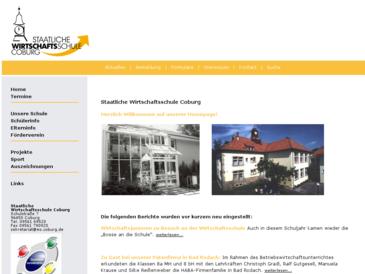 Staatlichen Wirtschaftsschule Coburg