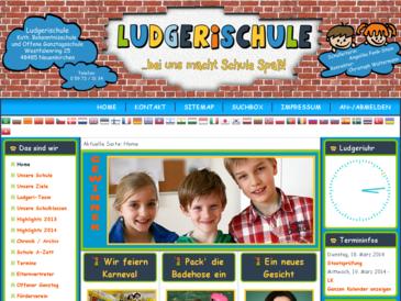 Ludgerischule kath. Grundschule und offene Ganztagsschule