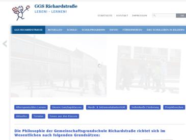 GGS Richardstrasse Duesseldorf