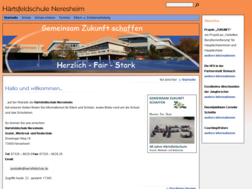 Härtsfeldschule Neresheim
