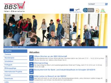 Berufsbildende Schule Wirtschaft Idar-Oberstein