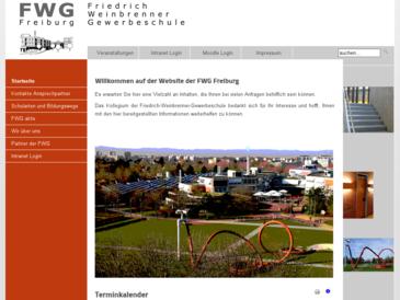 FWG-Freiburg; Friedrich-Weinbrenner-Gewerbeschule Freiburg
