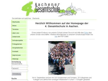 4. Gesamtschule der Stadt Aachen