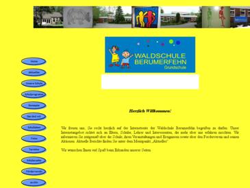 Waldschule Berumerfehn - Eine Schule für naturnahes Lernen -