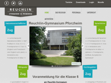 Reuchlin Gymnasium Pforzheim
