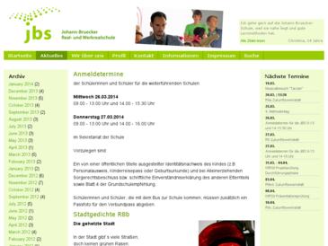 Johann-Bruecker Haupt- und Realschule