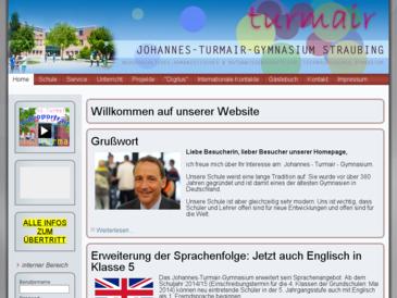 Johannes-Turmair-Gymnasium Straubing