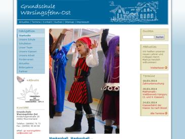 Grundschule Warsingsfehn-Ost